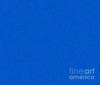 Omaste Witkowski - Pure Blue Bliss Abstract Inspirational Words Artwork by Omaste W