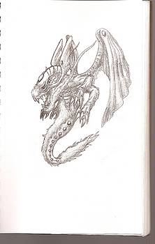 Pure Dragon by Jacob McNeill