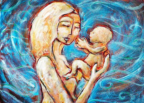 Pure Love Newborn by Sara Zimmerman