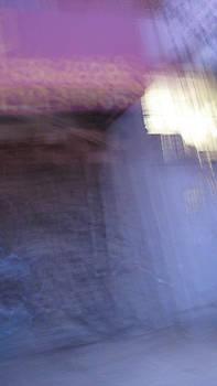 Purple Blur by Joshua Ackerman