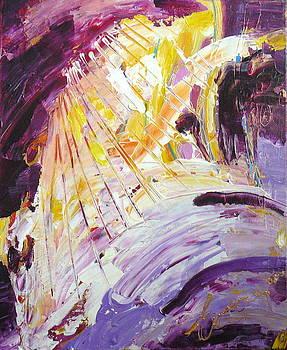 Purple Fantasy by Ewa BOROWKA