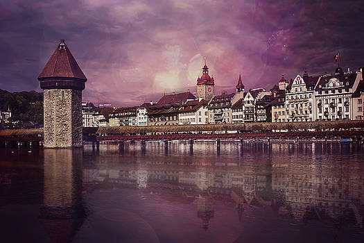 Purple Haze by Carol Japp