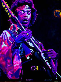 Purple haze by Che Hondo