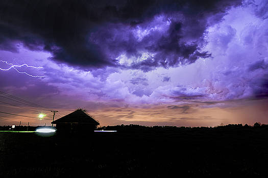 Purple Haze by Jeremy Clinard