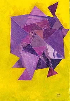 Purple Haze by Jerry Hanks