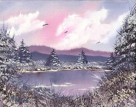 Purple Haze by Jim Saltis