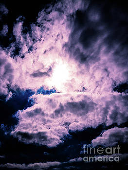 Purple Light by Fei A