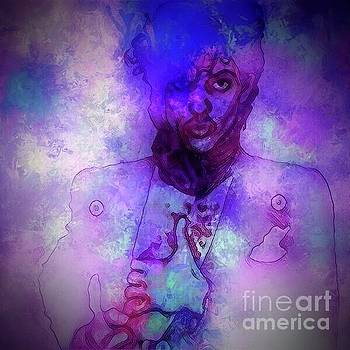 Purple Majesty by Putterhug Studio
