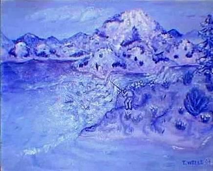 Purple Majesty by Tanna Lee M Wells