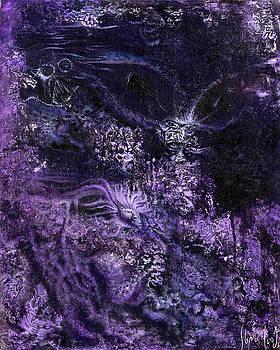 Purple Maze by Stephen Casals