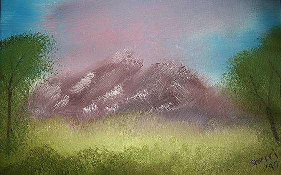 Sherri Williams - Purple Mountains