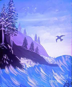 Purple Mountains by Tony B Conscious