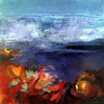 Purple Rain by Jessica Stride
