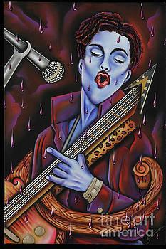 Purple Reign by Nannette Harris