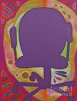 Purple Schemer by Heather McFarlane-Watson