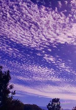 Purple Sky at CasaPaz by Jack Eadon