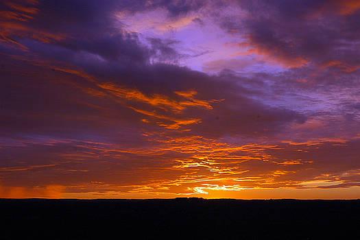 Robert Anschutz - Purple Sky