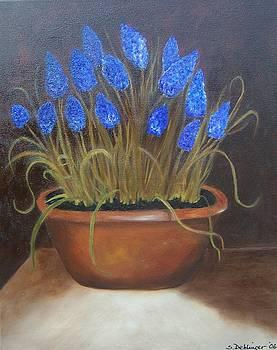 Purple Splendor by Susan Dehlinger
