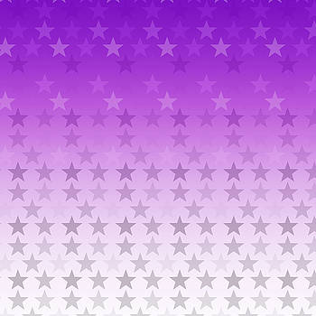 Purple stars by Playfulfoodie