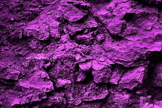 Purple Stone Texture by Evgeniya Lystsova
