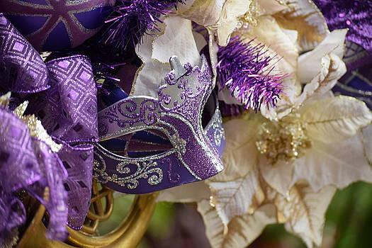 Purple Visions by Amanda Eberly-Kudamik