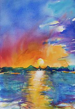 Purple Waters by Adam VanHouten