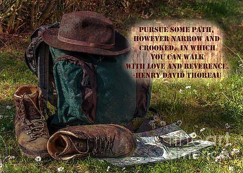 Kathryn Strick - Pursue Some Path 2016
