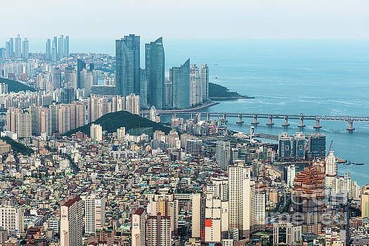 Pusan by Andrew Michael