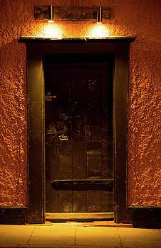 Push the Door by Svetlana Sewell