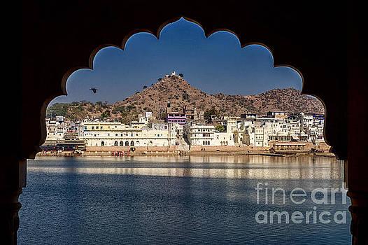 Pushkar Lake by Yew Kwang