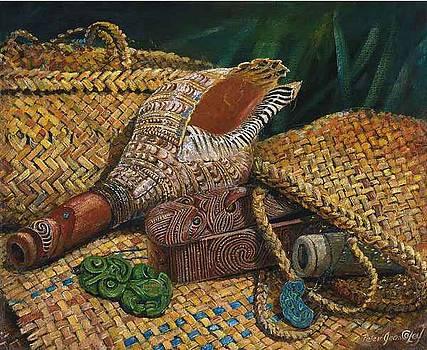 Putatara by Peter Jean Caley