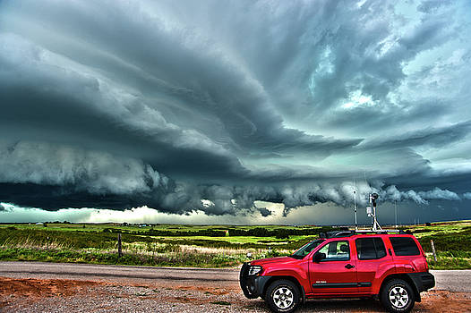 Putnam, Oklahoma 2 by Colt Forney