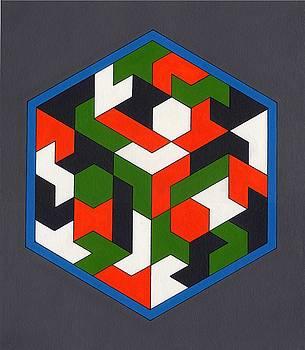 PETER-HUGO MCCLURE - Puzzle