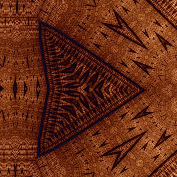 Pyrographic Patterns by Mark Eggleston