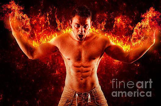 Yhun Suarez - Pyromaniac
