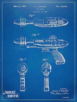 Nikki Marie Smith - Pyrotomic Disintegrator Pistol Patent