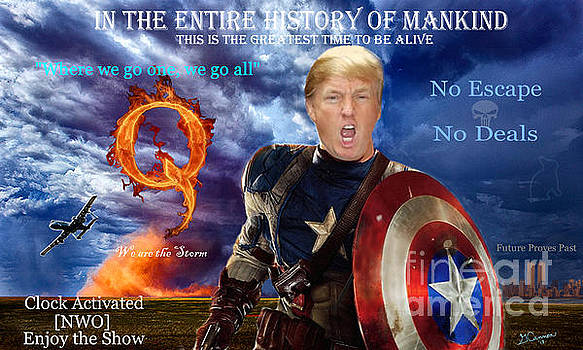 Qanon by G Cannon