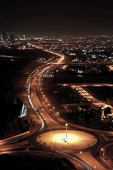 QATAR Night by Tam Ghali