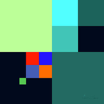 Quadrants II by Robert J Sadler