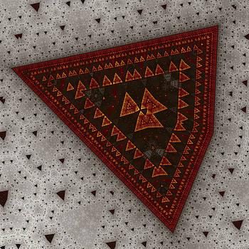 Quadrilaterals No. 1 by Mark Eggleston