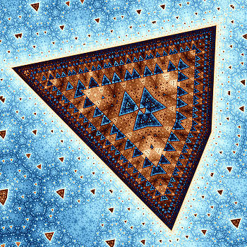 Quadrilaterals No. 2 by Mark Eggleston