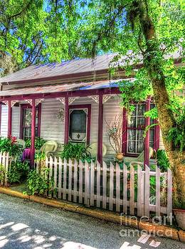 Quaint Cottage by Debbi Granruth
