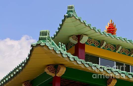 Mary Deal - Quan Yin Buddhist Temple - 2