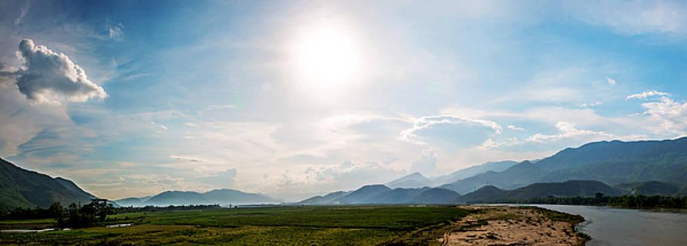 Quang Nam earth by Tran Minh Quan