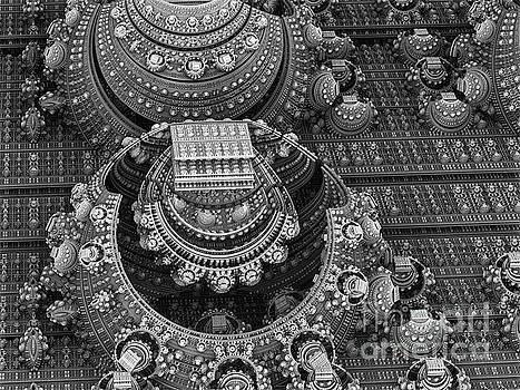 Quantum Computer - Black by Sven Fauth