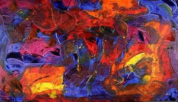 Quantum Flux by RQ Fields