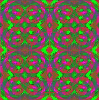 Quantum Portal A by Julia Woodman