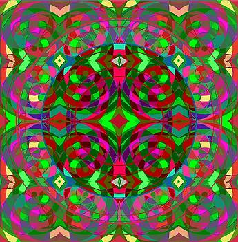 Quantum Portal C Open by Julia Woodman