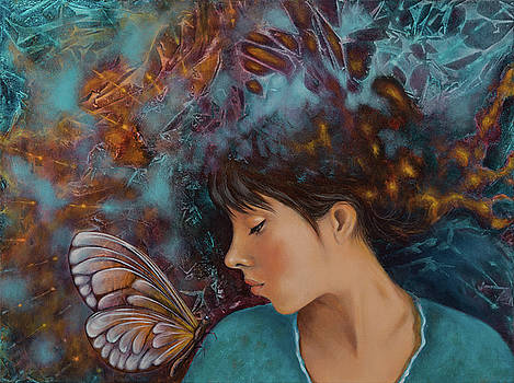 Quantum Transformation by Christina Gage