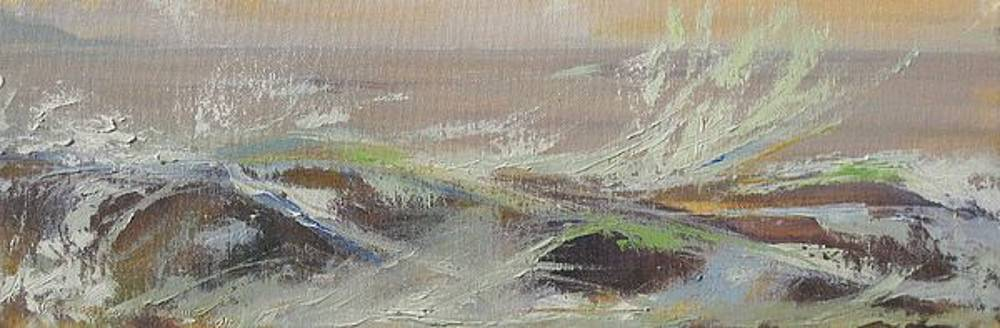 Quaquaversal waves by Thomas Phinnessee